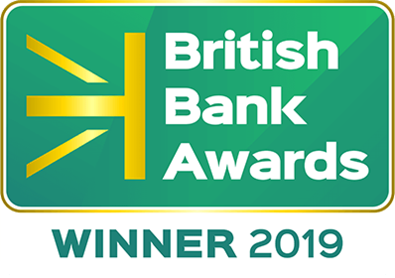 British Bank Awards 2019 Winner